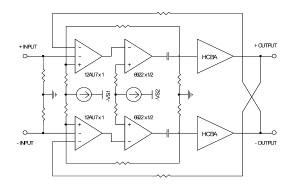 Dyad S400 diagram